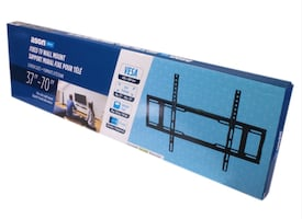 """32"""" to 70"""" TV wall-mount (Free Installation Included)"""