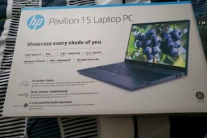 HP 15 laptop PC