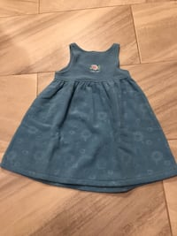 Toddler dress size 2