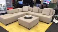 Modular Sectional w/ Ottoman  Norfolk, 23502