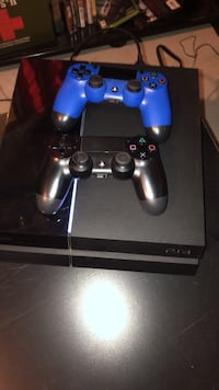 PS4+ 2 controllers  Spruce Grove, T7X 0B7