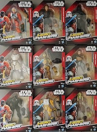 "Figurines Star Wars ""Hasbro"" (au choix)"