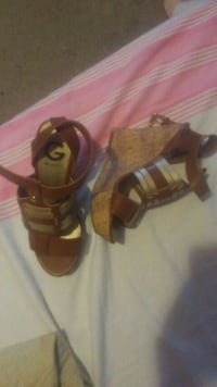 Brand new G by Guess sandals London, N6B 3C2