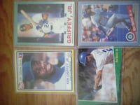 Ken griffey jr baseball trading card collection