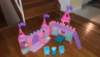 little people princess castle Fairfax, 22030