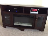 Tv stand with fireplace  Shelbyville, 46176