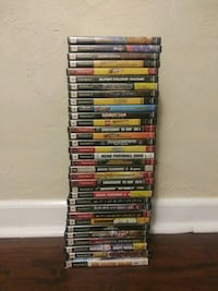33 playstation 2 games Hamilton Township, 08610