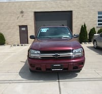 2004 Chevrolet Trailblazer Ls Broadview