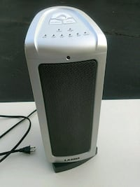 Lasko portable heater, oscilating. Manassas, 20109