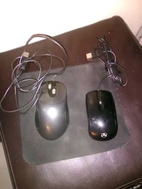 2 wired mouses