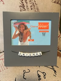 Personalized Frames, $8 each. Ankeny
