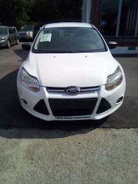 2012 Ford focus Sterling Heights