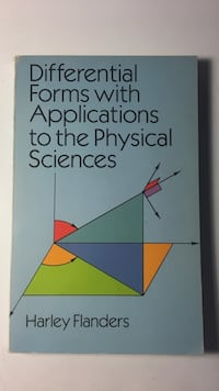 Differential Forms with applications to the physical sciences Burdur Merkez, 15100