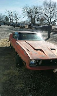 Ford - Mustang - 1973 Moriarty, 87035