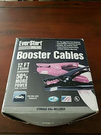 Booster Cables Fairfax, 22031