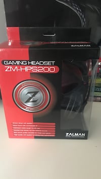 GAMING HEADSET. NEVER USED! Never out of box!! Pc Orangeville, L9W 4A4