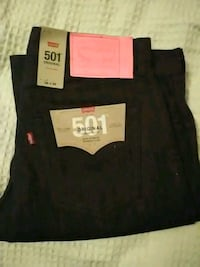 Levi's 501 Original Pants 36x34 Special Breast Can