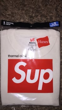 Supreme long sleeve thermal Montclair, 91763