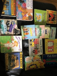 BUNCHES OF KIDS BOOKS $5 per bunch Niagara Falls, L2J