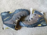 Keen steel toe boots Sioux Falls, 57107