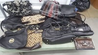black and brown leather bags 31 km