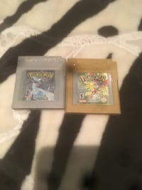 Pokemon gold and silver Toronto, M5T 1P2