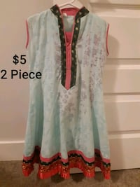 $5 Girls Pakistani/Indian dress  London, N6G 0G4