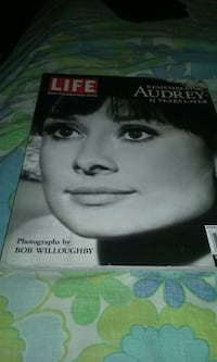 Life remembering Audrey 15 yrs later  Homeland, 92548