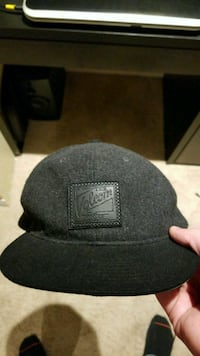 Volcom Stone Hat with leather strap. Edmonton, T5R 1H8