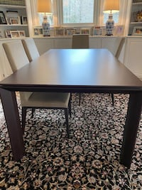 Calligaris italian dinning room table with chairs Potomac, 20854