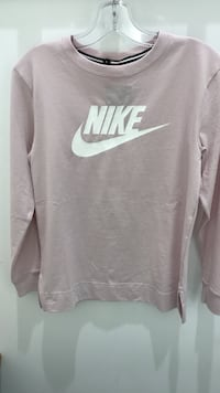 pink Nike sweater Montréal, H4R 1Y8