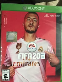 Xbox FIFA 20 never opened Mississauga, L5V