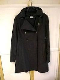 black button-up coat Toronto, M8Z 4S1