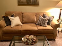 COUCH...HAVERTY'S BROWN COUCH! San Antonio, 78216