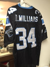 Panthers DeAngelo Williams Stitched Size 52 Jersey NEW WITH TAGS! Washougal, 98671