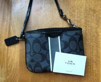 Black Coach Clutch  Middletown, 06457