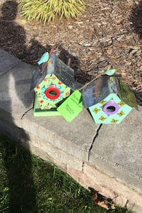 Decorative bird feeder and bird house  Innisfil, L0L