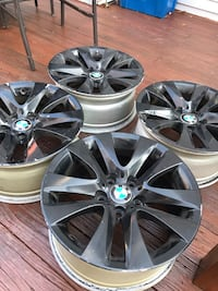 BMW OEM Wheels / Rims (Used) Greenbelt, 20770
