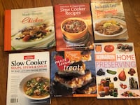 Assorted cookbooks Brant, N0E