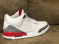 Jordan 3 katana size 9.5 condition 10/10 Farmington Hills, 48336