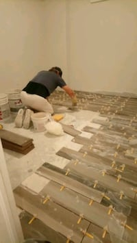 CANTON RENOVATION PAINT FLOORING TILE BATH KITCHEN Pickering