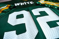 Vintage REGGIE WHITE Green Bay Packers Jersey Grimsby, L3M 5G8