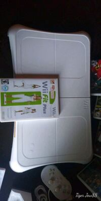 Wii fit board &Wii fit + game Gresham, 97030