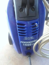 1600 psi power washer