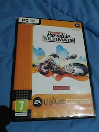 Burnout paradise ultimate box pc Mostoles, 28933