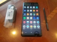 Samsung Galaxy Note 8 64gb Unlocked Gaithersburg, 20879