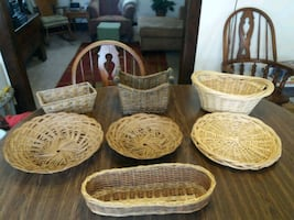 Decorative Baskets $15 For All