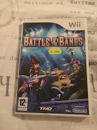 Wii spill battle of the bands