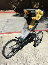 """Baby Jogger Performance Series 20"""" wheels Was $430 new! Palo Alto, 94301"""