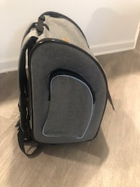 Pet carrier never used on sale